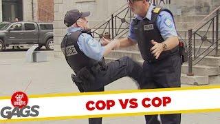 Skryt� kamera - Policajt vs Policajt