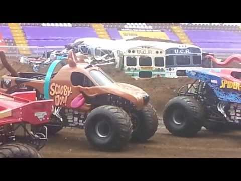 Monster Jam Costa Rica 2014