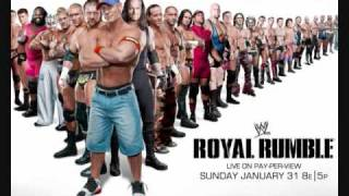 WWE Royal Rumble 2010 Official Theme Song: Hero Skillet
