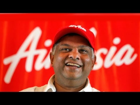 Tony Fernandes: Turbulence In AirAsia's India Take Off