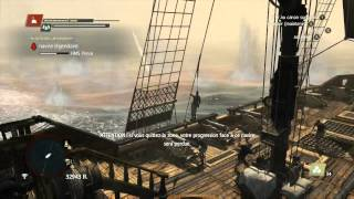 [HD]Assassin's Creed IV Mise à Mort Du HMS Prince