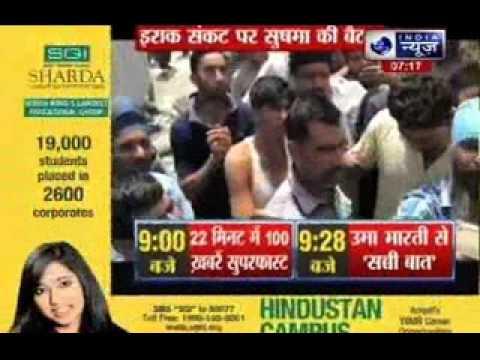 Iraq Crisis: Sushma Swaraj meets envoys to Gulf Nations