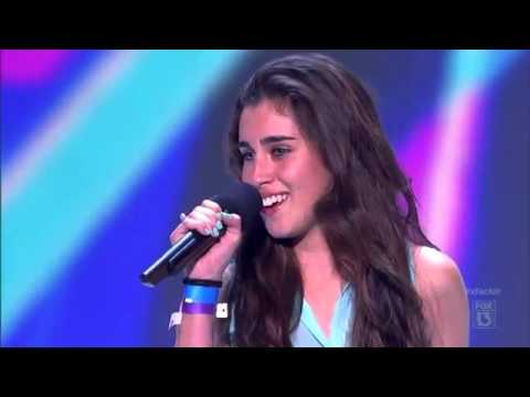 The X Factor USA 2012 - Lauren Jauregui's Audition
