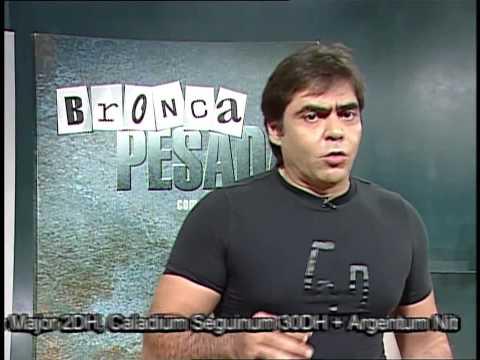 Bronca Pesada 2009 (Cardinot) - TV Jornal Digital - Recife / PE