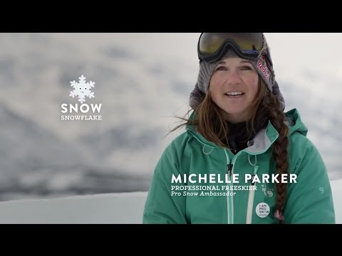 Mark Abma, Michelle Parker, and Doug Stoup are Pro Snow