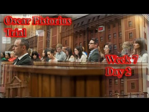 Oscar Pistorius Trial: Tuesday 6 May 2014, Session 1