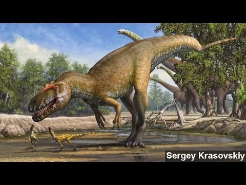 Newly Discovered Dinosaur Is Largest Predator Ever