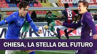 Chiesa da urlo verso Fiorentina-Juve: fra Italia e mercato, è la stella del futuro