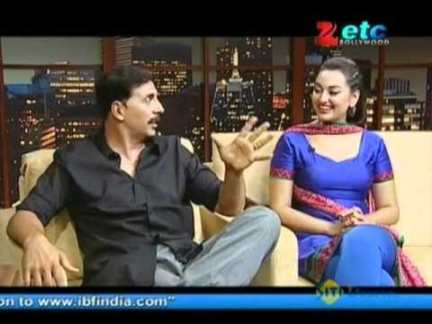 Komal Nahta With Akshay Kumar & Sonakshi Sinha