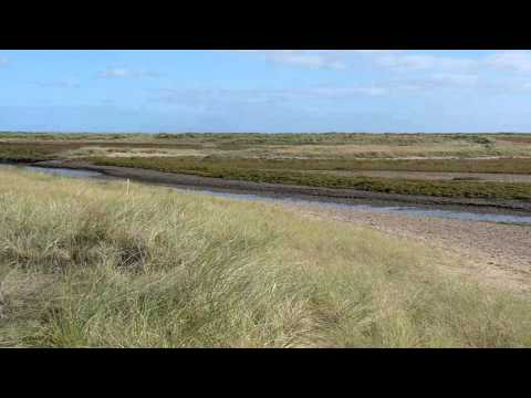 Gibraltar Point National Nature Reserve Skegness Linconshire