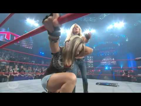 tna iMPACT 41411 // velvet sky, angelina love, and winter segment.