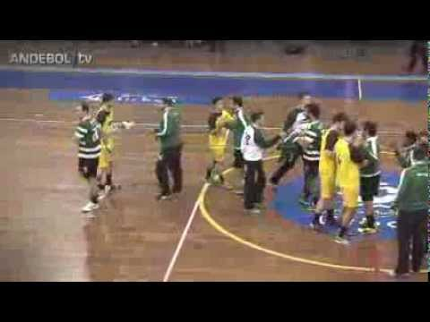 Andebol :: 18J :: Sporting - 29 x ABC - 23 de 2013/2014
