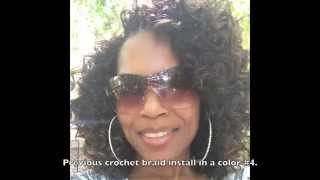 Xpress Crochet Braids : CROCHET BRAIDS GO GO CURL REVIEW BRAID PATTERN - VEA MAS VIDEOS DE ...
