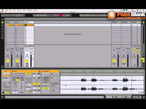 Ableton Tutorial - Clip Envelopes Unlinked