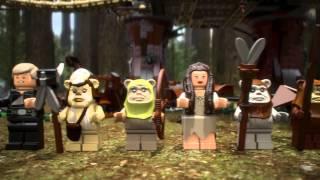 Lego Star Wars - Dedina Evokov