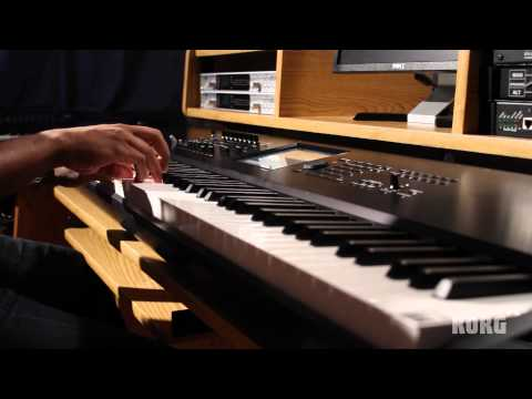 Korg All Access: Cory Henry - Korg Kronos X Sound Demonstration