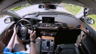 Part 2 of 2 - 2012 Audi A6 3.0T Quattro Review and Test Drive - Technology - In Depth videos