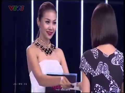 [FULL] Vietnam's Next Top Model 2013 Tập 10 Ngày 8/12/2013 - Phần 7 END