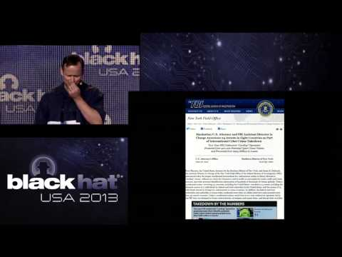 BlackHat USA 2013 - Spy-Jacking the Booters