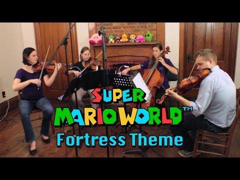 Fortress Theme (Super Mario World) - String Quartet