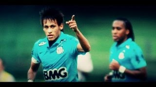 Neymar 2012/2013 Sensational Player HD