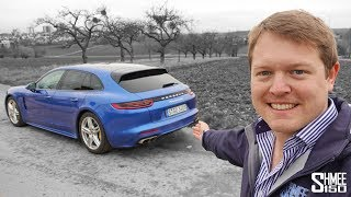 Panamera Turbo Sport Turismo - Is it For Me? | TEST DRIVE