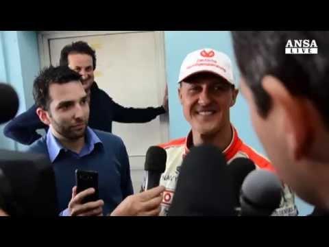 Michael Schumacher fuori dal coma dopo l'incidente