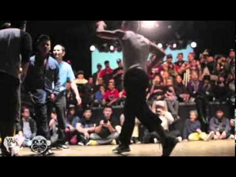 BEST MUSIC TRAP & BASS BREAKDANCE MIX (Official Music Video) - DJ TAP FEATURING SICC BBOY 2013