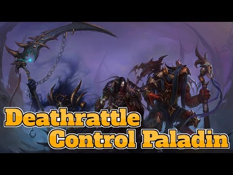 [Legend] Deathrattle Control Paladin The Boomsday Project | Hearthstone Guide How To Play