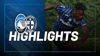 Pre-season | Atalanta-Novara | Highlights
