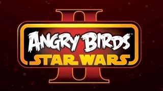 ANGRY BIRDS Star Wars 2 Characters