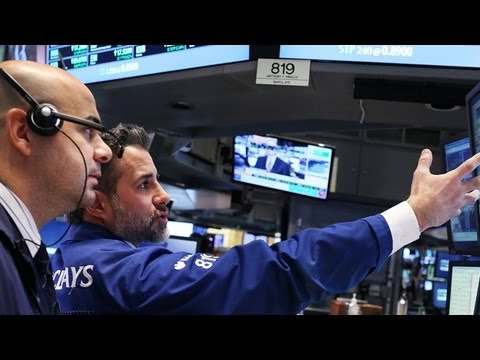 Stocks Lifted as Housing Builds