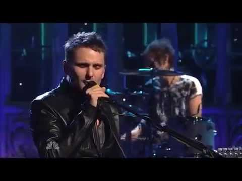 Muse - Madness (Saturday Night Live)