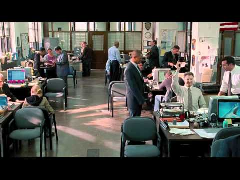 Officer Gamble Desk Pop - The Other Guys HD