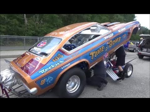 Legends at MIR Nostalgia Funny Cars at the Drag Strip Dreamgoatinc Video Cars