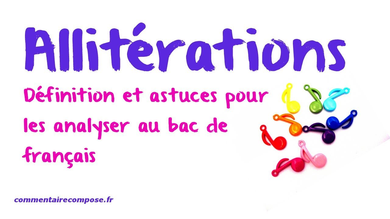 Allitération - YouTube