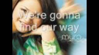 Miracles Happen W/ Lyrics Myra