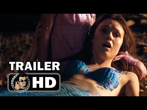 THE LITTLE MERMAID Official Trailer (2017) Live-Action Fantasy Movie HD