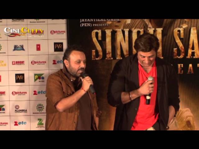 'Singh Saab The Great' music launch Sunny Deol and Others Attend