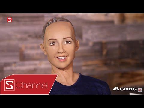 Schannel - Sophia - Robot đầu tiên vừa tuyên bố sẽ hủy diệt loài người!