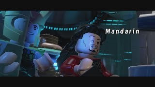 Lego Marvel Super Heroes Mandarin Boss Battle HD