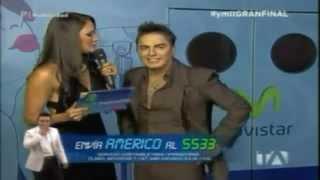 Américo Yo Me Llamo Ecuador Gala Final