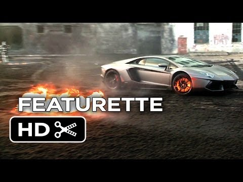 Transformers: Age of Extinction Featurette - The New Cars (2014) - Michael Bay Movie HD
