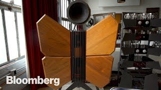 How a $300,000 Speaker is Made