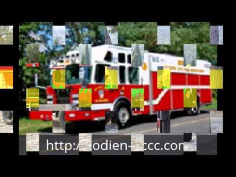những chiếc xe cứu hỏa (PCCC) rất độc đáo