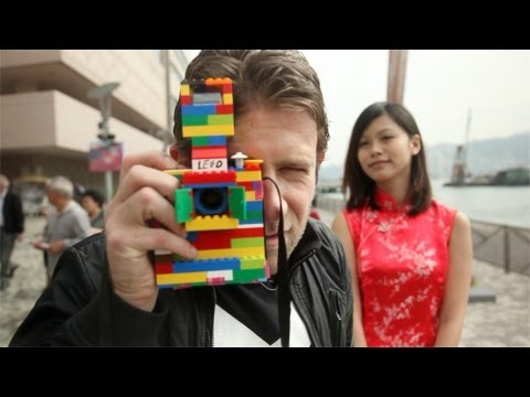 Chase Jarvis, Lego Camera - DigitalRev TV