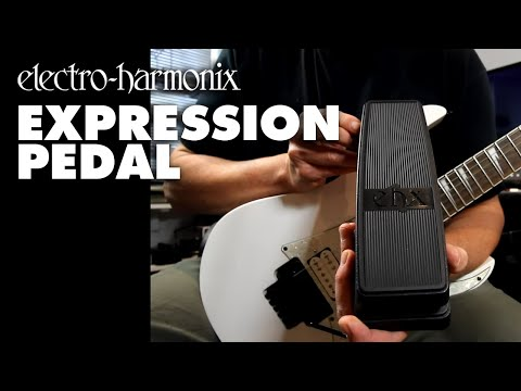 Electro Harmonix Expression Pedal - Performance Series, Single Output