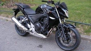 Honda CB 500 FA 2013