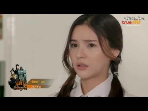 Nụ Hôn Định Mệnh - Full HD Tập 4 + VietSub   Phim Tình Cảm Thái Lan