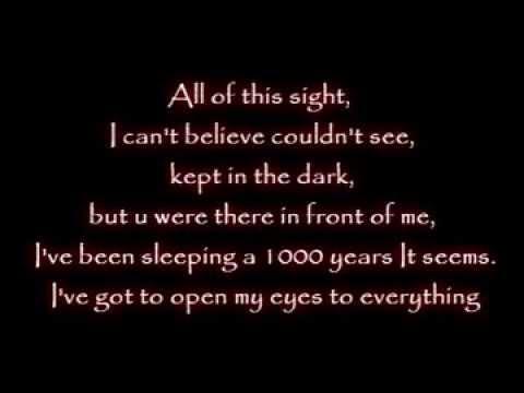 télécharger Evanescence – Wake me up Inside